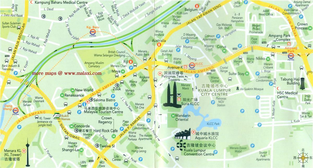 Contoh Peta Jalan