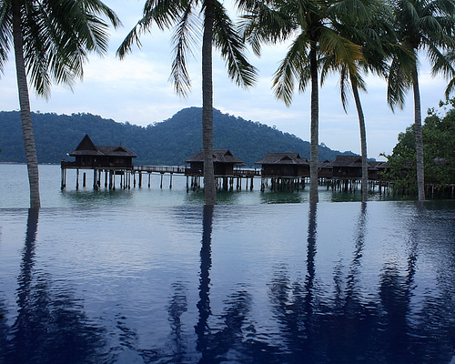 The Privately-Owned Island Pangkor Laut Resort